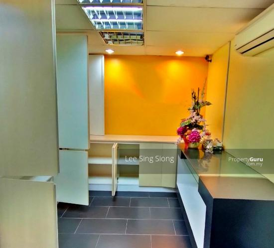 Kepong Aman Puri Semi Furnished Office For RENT  155107085