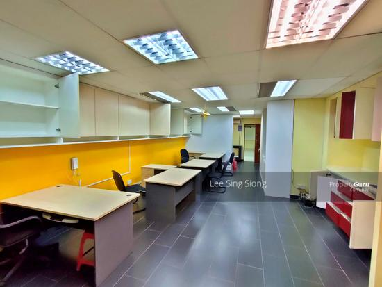 Kepong Aman Puri Semi Furnished Office For RENT  155107100