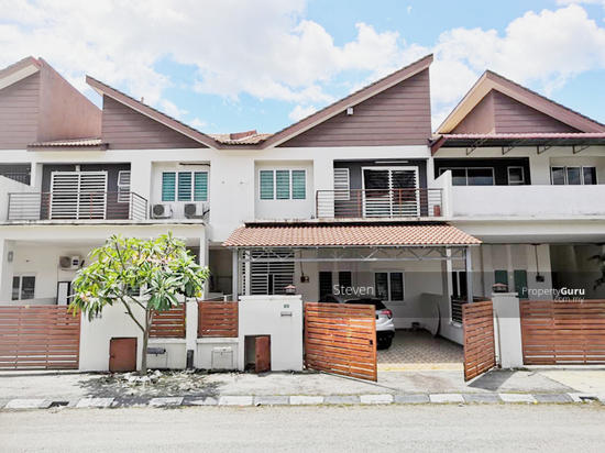 Double Storey 24x80sf @ Clear Water Bay Resort, Lahat Mines, Ipoh  155377878