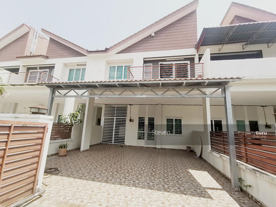 Double Storey 24x80sf @ Clear Water Bay Resort, Lahat Mines, Ipoh  155377879