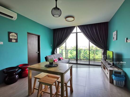 Fully Furnished Rex Apartment Stutong 3bedroom unit for Rent  155836947