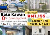 Vivo Executive Apartment Batu Kawan - Property For Sale in Malaysia