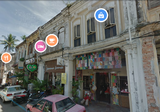 Georgetown, Love Lane 2 Storey Commercial Heritage, Prime location - Property For Sale in Malaysia