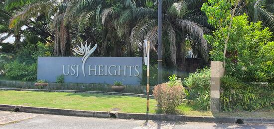 CORNER USJ HEIGHTS WITH SPACIOUS LAND FOR SALE  157460126
