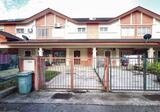 Teres 2 Tingkat Taman Seri Mahkota Aman RENOVATED - Property For Sale in Singapore