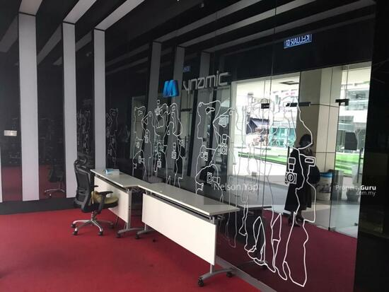 IOI Boulevard Puchong ground floor shop for rent  160602510