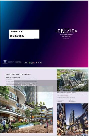 Conezion, IOI Resort City, Putrajaya, Puchong South  160761575