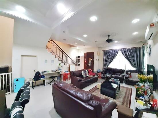 [END LOT] Double Storey Terrace Bayu Courtyard Homes, Balakong  161464586