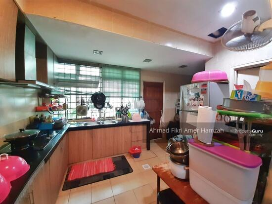 [END LOT] Double Storey Terrace Bayu Courtyard Homes, Balakong  161464600