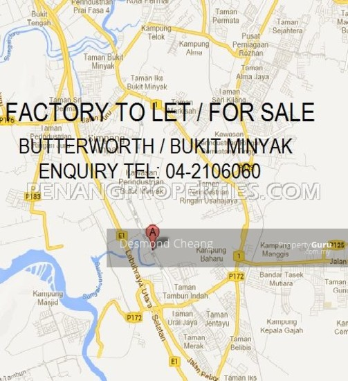 Bukit Minyak factory - 15,000sf land area  21016937