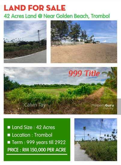43 Acres Land at Golden Beach, Kuching  148362457