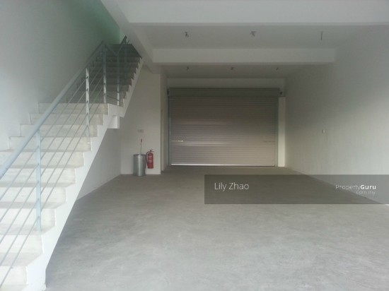 Cyber Square Commercials | 2 Storey | Kepayan  25712132