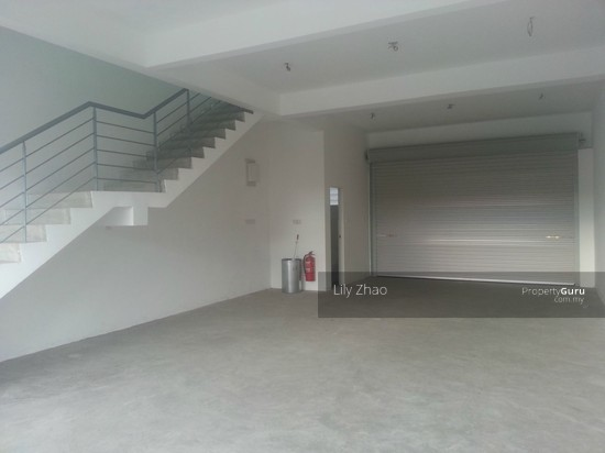 Cyber Square Commercials | 2 Storey | Kepayan  25712144