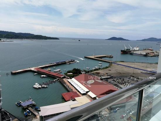 Hotel Buy to Let Concept | Sea View , Kota Kinabalu City Centre   109679909