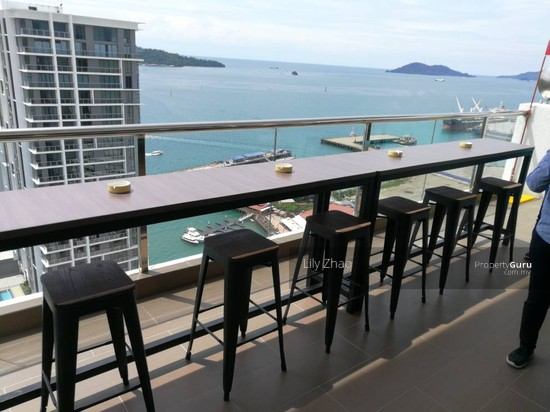 Hotel Buy to Let Concept | Sea View , Kota Kinabalu City Centre   109679966