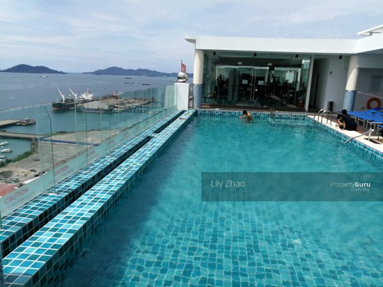 Hotel Buy to Let Concept | Sea View , Kota Kinabalu City Centre   109679972