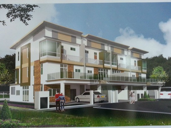 3 STOREY TERRACED HOUSE,CKS MILLENIUM  27528989
