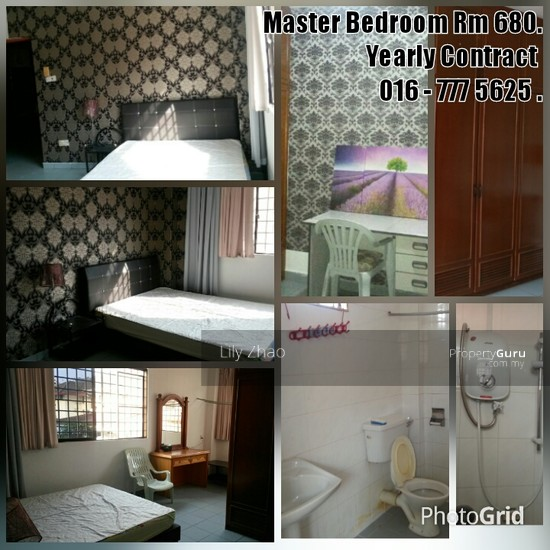 BEDROOMS For RENT at Lintas area, KK  86095553