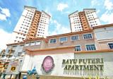 Bayu Puteri Apartment @ Tropicana