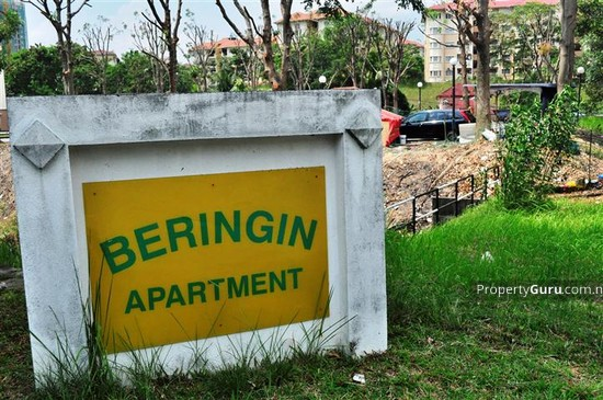 Beringin Apartment  366260
