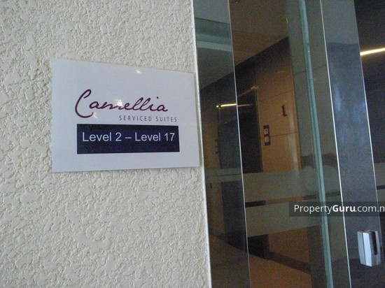 Camellia Serviced Suites  15781382