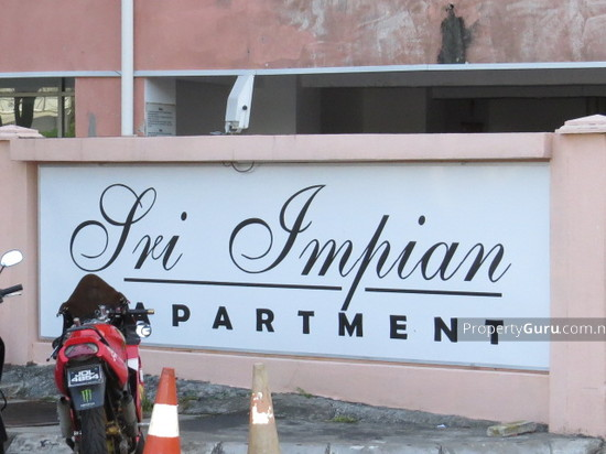 Sri Impian Apartment (Larkin Perdana)  9007940