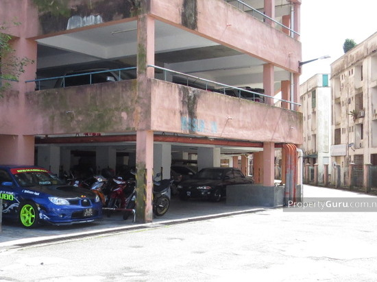 Sri Impian Apartment (Larkin Perdana)  9007967