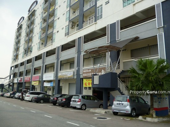 Tebrau City Residences  1292105