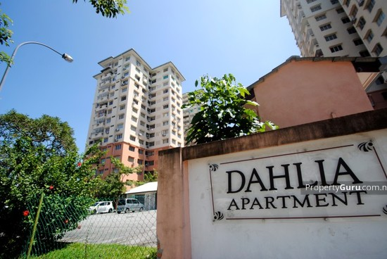 Dahlia Apartment (Sri Rampai)  6012074