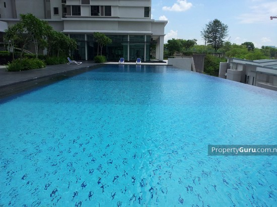 Condominium For Sale Nautica Lake Suites Sunway South Quay Jalan Tasik Selatan Sunway