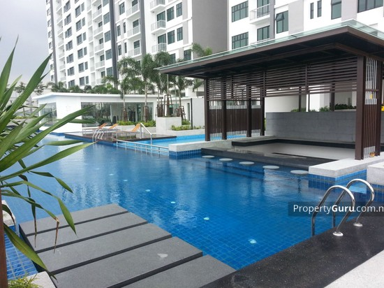 The Sky Executive Suites @ Bukit Indah  6686672