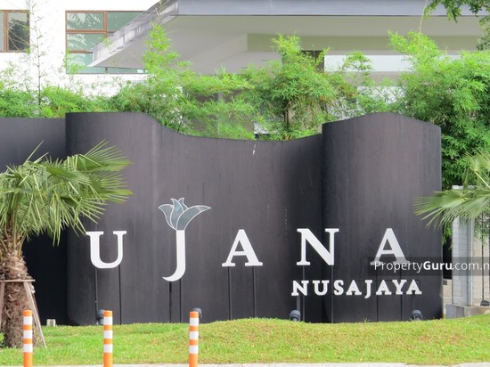 Ujana Executive Apartment @ East Ledang  7665077