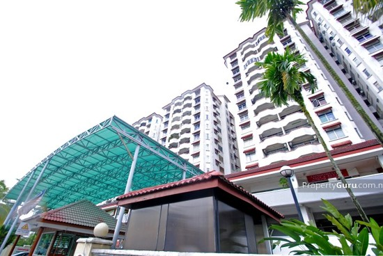 Bukit OUG Condominiums  3779279