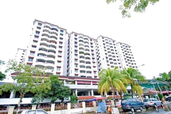 Bukit OUG Condominiums  3779285