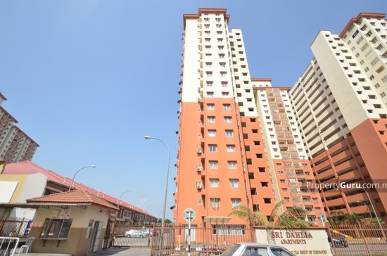 Sri Dahlia Apartment (Kajang)  17941835