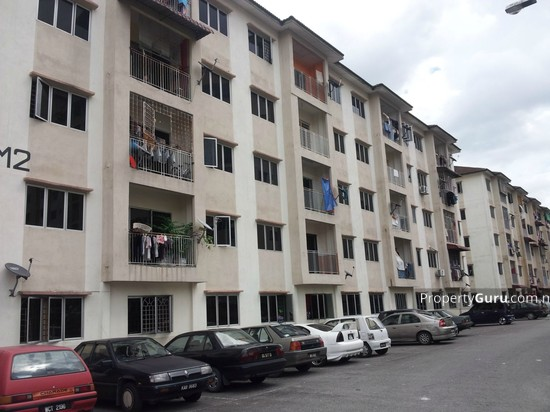 Taman Bukit Kenangan Low Cost Apartment  5898428