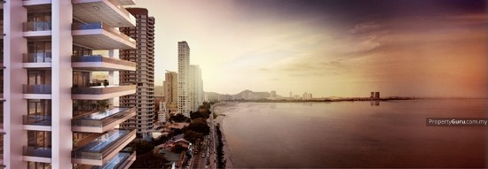 Setia V Residences Balcony Sunset View 122464211