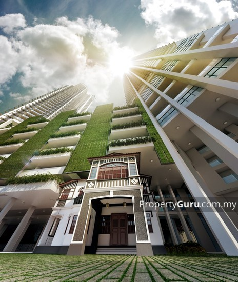 Setia V Residences Heritage Building at Setia V Residences 122464226
