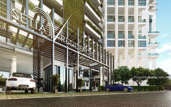 Setia V Residences Grand Entrance 122464244