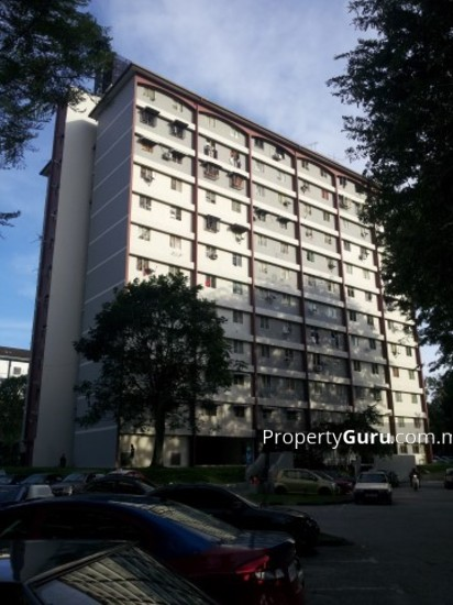 Bukit Cheras Apartment (Block 8 & 10)  16781306