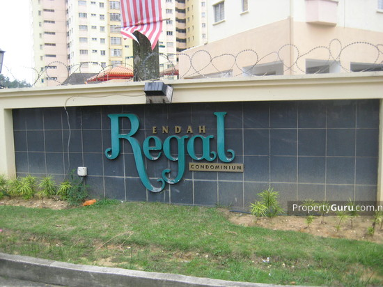 Endah Regal Condominium  11087414