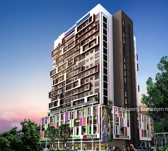 Hedgeford 10 Residences @ Wangsa Maju  22623302