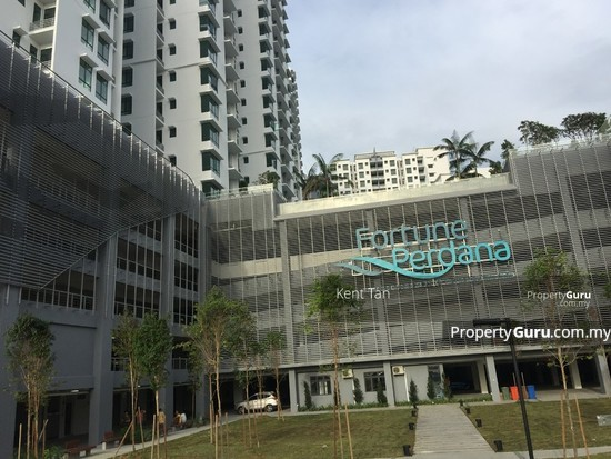 Fortune Perdana Lakeside Residences  124881896