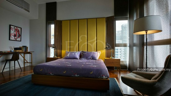 The Mews @ KLCC TM Type C master bedroom 122464853