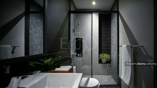 The Mews @ KLCC TM Type D bath 2 122464856