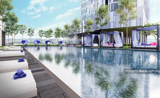 Star Residences @ KLCC Pool View 122464946