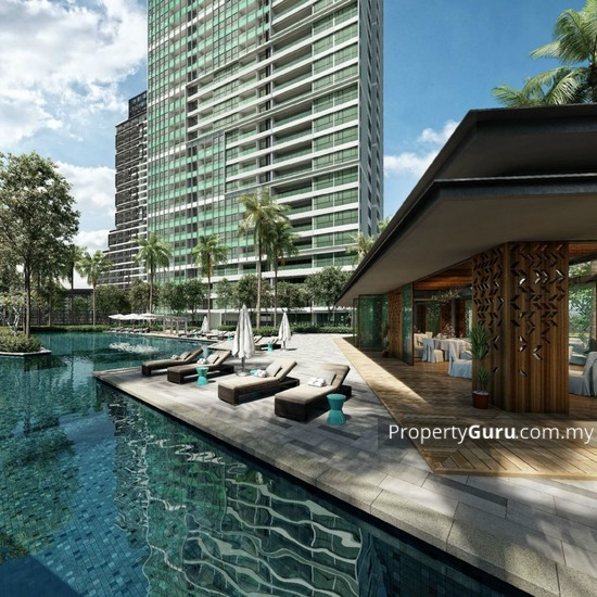 Southern Marina Residences Pool deck 122465618