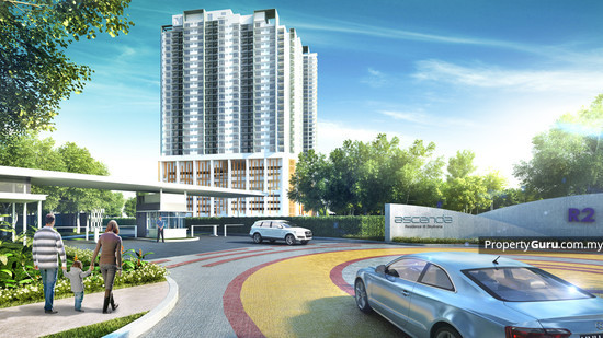 Ascenda Residences @ SkyArena Setapak Road View 126212972