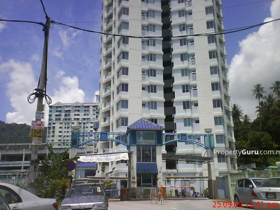 U-Garden Resort Condominium  1558736