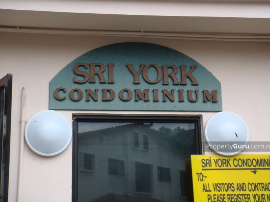 Sri York Condominium  287480